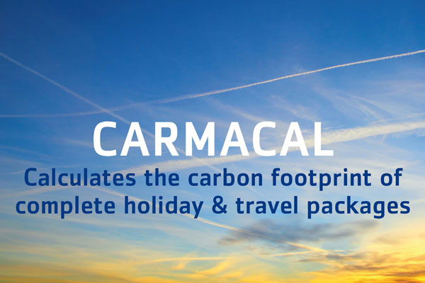 Travel trade carbon calculator among Tourism for Tomorrow winners