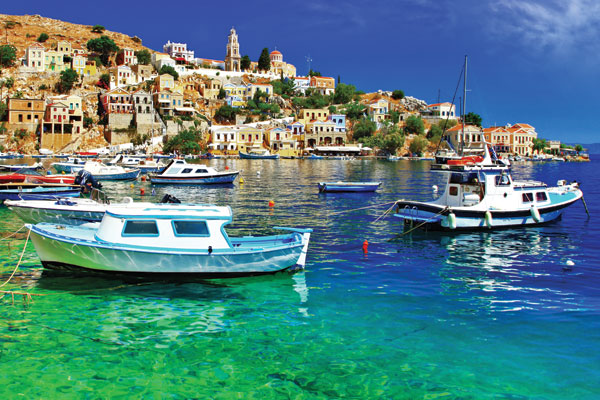 Greece: Dodecanese islands