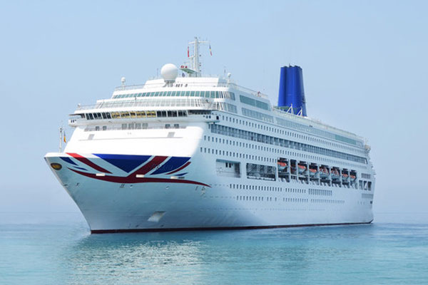 P&O Cruises cancels 50-night sailing for 'technical maintenance'