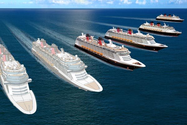 Disney boosted by cruise and theme park ticket price rises