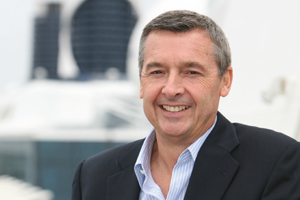 Celebrity Cruises boss reaffirms commitment to the trade
