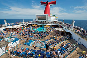 Revamped Carnival Sunshine to operate from New York