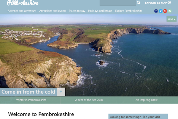 Pembrokeshire tourism team axe could be 'devastating'