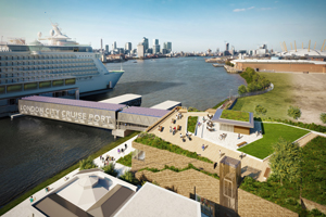 Mayor gives nod to new London cruise port