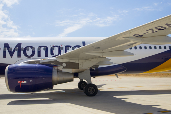 Monarch confirms 'comprehensive review' amid short-haul sell-off speculation