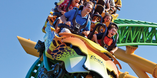 A view to a thrill: Getting the best out of Orlando's theme parks