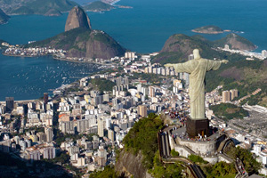 Record tourism boost for Brazil economy