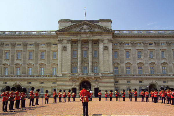 London: We are family