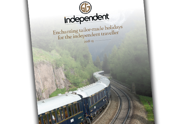 GRJ Independent launches brochure to help agents plan bespoke rail itineraries