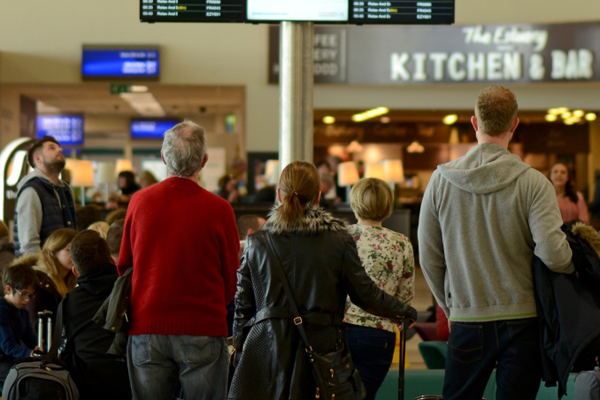 Liverpool John Lennon airport passenger numbers up 3%