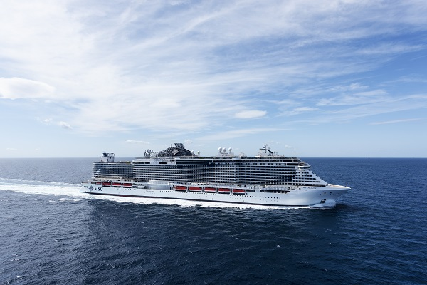 Ricky Martin, Andrea Bocelli and other stars to perform at MSC Seaside naming ceremony