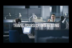 Expedia launches 'Travel Yourself Interesting' ad campaign
