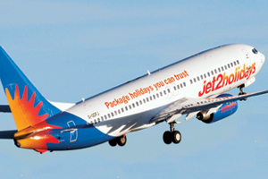 Jet2 owner hails 'exceptional' summer as profits soar