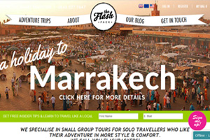Tours company The Flash Pack makes final 30 in Pitch to Rich contest