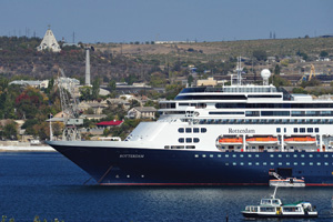 Ten Holland America Line ships to be upgraded