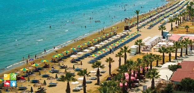 Larnaca: In the palm of your hand