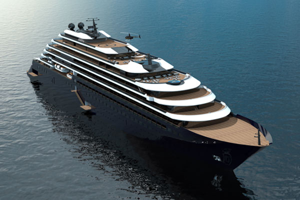 Bookings open for The Ritz-Carlton Yacht Collection