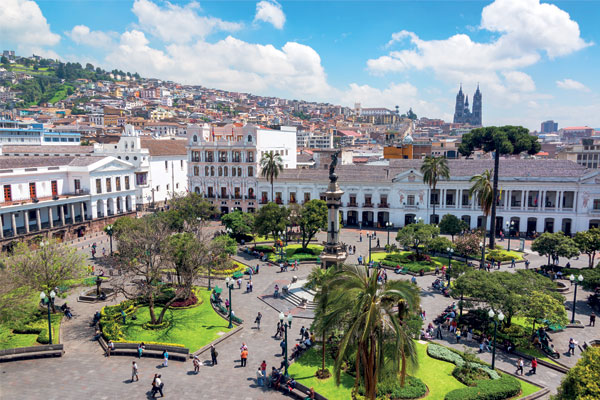 48 hours in Quito