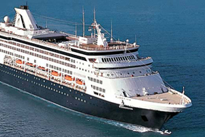 Holland America Line ship assists with Alaska rescue