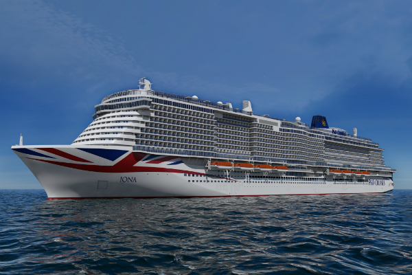 Clia Conference 2018: P&O reveals name of new ship