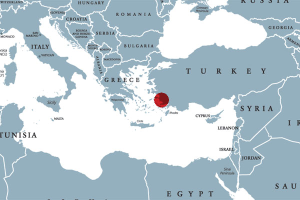 Two killed after Aegean Sea earthquake