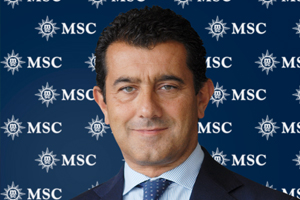 Former Costa president named MSC Cruises boss