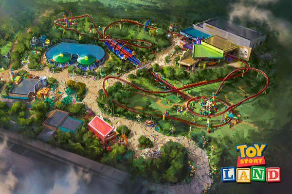 Toy Story Land to open on June 30 in time for summer peak