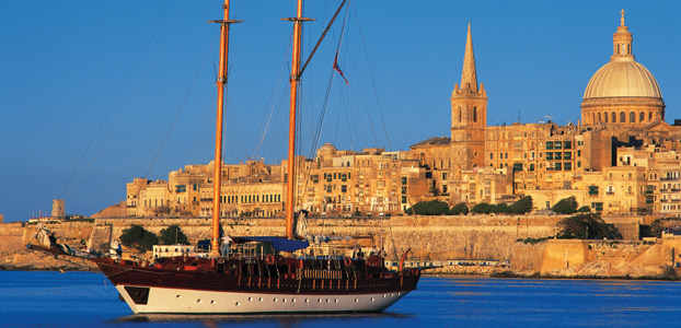 Malta: Three ways