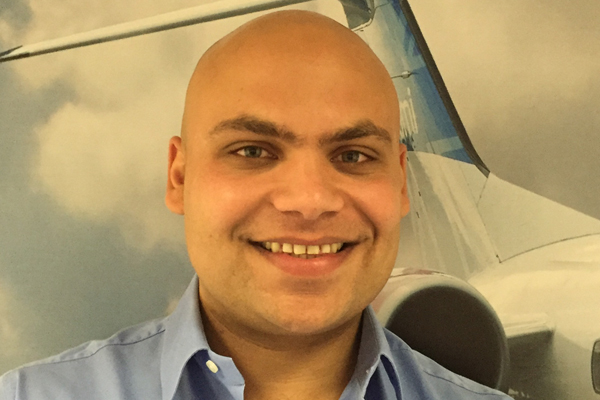 Bmi Regional promotes Fabrice Binet to sales and business development director