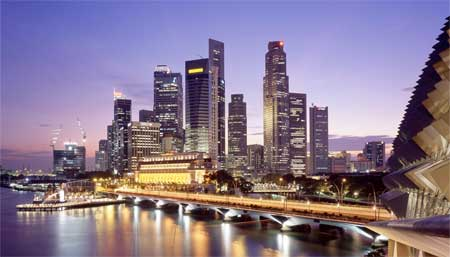 Singapore: Turning stopovers into holidays
