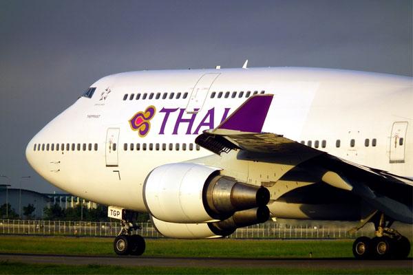 Thai considers expansion of international services