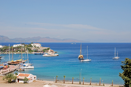 Turkey: Bestselling holiday resorts for summer 2009