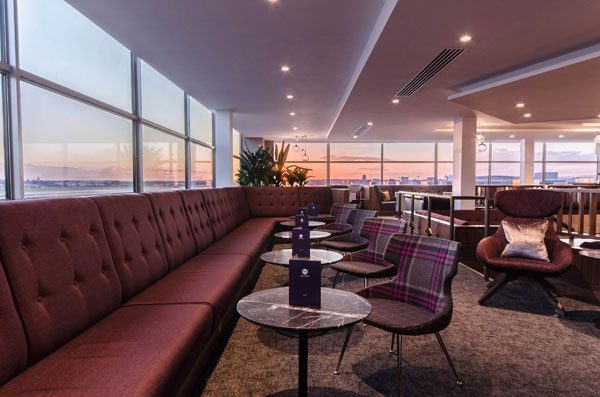 Win two lounge passes for No1 Lounge Gatwick Airport