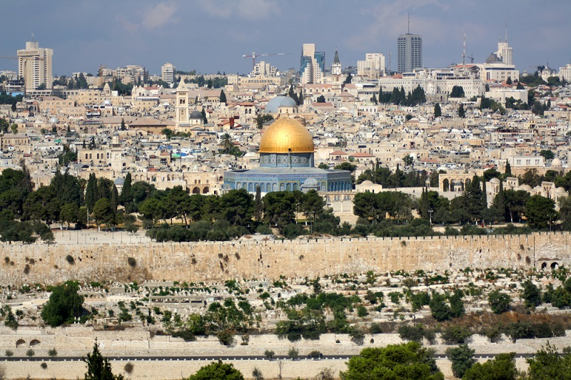 FCO advises against all travel to Old City of Jerusalem amid violent Trump backlash