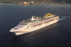 Two P&O Cruises passengers shot in Barbados