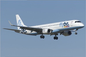 Flybe on track to break even