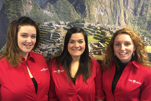 Latin Routes expands sales team with two appointments