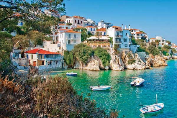 Sporades islands: Aegean gems