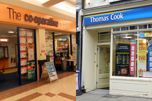 Competition Commission gives final approval to Thomas Cook and Co-operative Travel merger