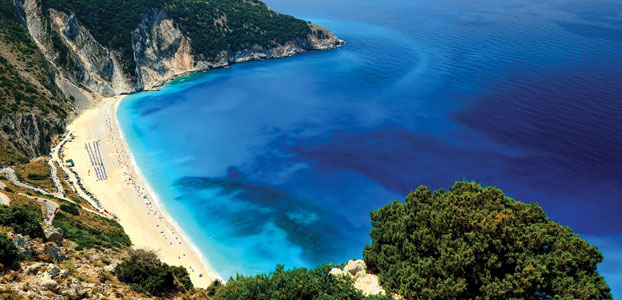 Greece: Repeat bookings