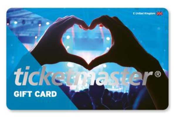 Win a £100 Ticketmaster voucher with Great Rail Journeys