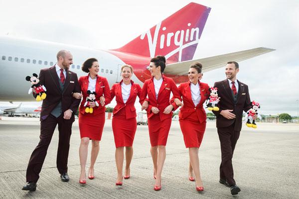 u Virgin k airlines