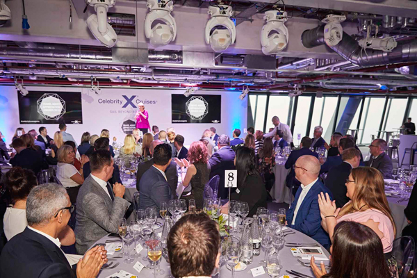 Gallery: Celebrity Cruises applauds agents' at line's awards ceremony