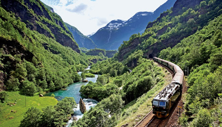 Coach and rail: Special-interest tours without the flights