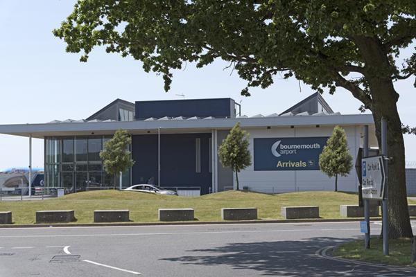 bournemouth airport uk