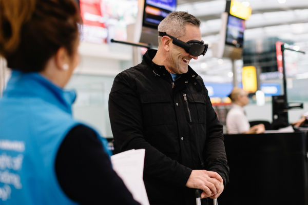 BA deploys virtual reality to tempt passengers to upgrade