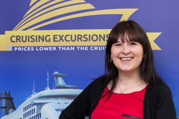 Burge moves into trade training manager role at Cruisingexcursions.com