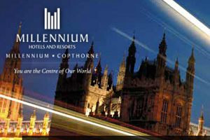 Millennium & Copthorne sees revPAR boost but profits drop