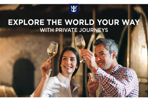 Royal Caribbean launches personalised excursions