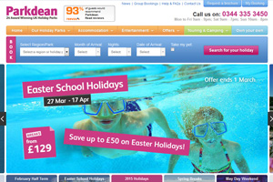 Parkdean to spend £13.2m across its UK sites